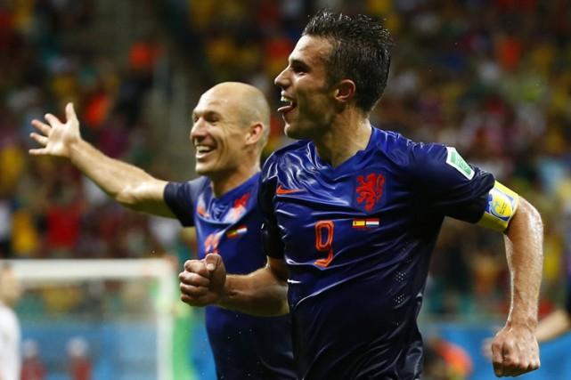 Les Pays-Bas se sont moqués des critiques qui... (Photo: Reuters)