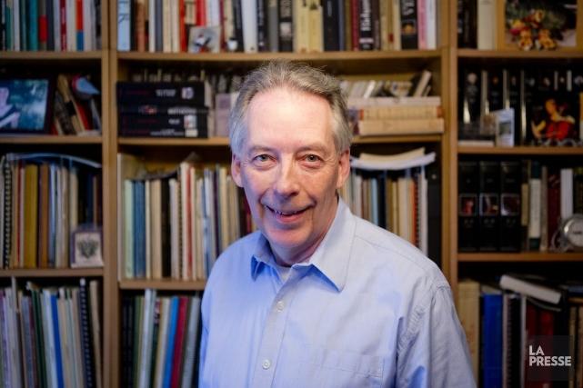 Le chef d'orchestre et professeur Louis Lavigueur.... (PHOTO MARCO CAMPANOZZI, LA PRESSE)