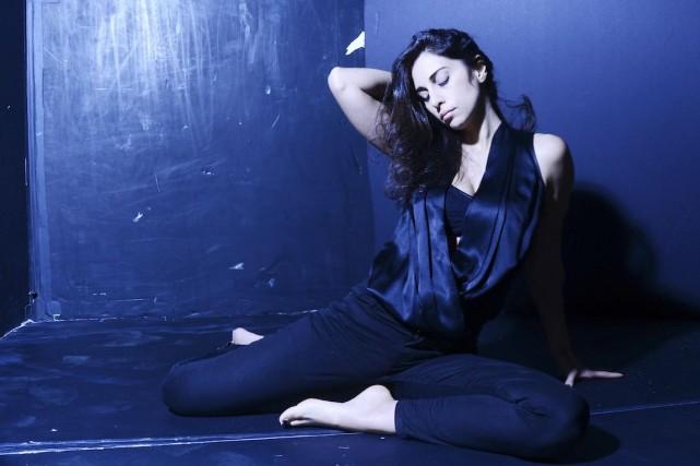 Apatride d'origine libanaise,Yasmine Hamdan s'estinstallée pour de bon... (Photo fournie par les FrancoFolies)