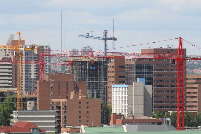 Les perspectives économiques se sont éclaircies pour plusieurs... (Photo DAVE OLECKO, Archives Bloomberg)