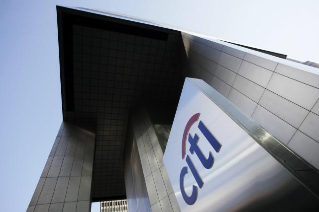 C'est le deuxième départ remarqué chez Citigroup, après... (PHOTO MARK LENNIHAN, ARCHIVES ASSOCIATED PRESS)