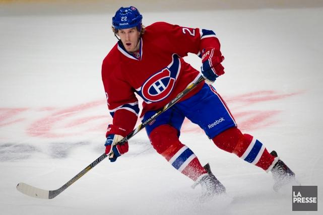 Acquis en février des Canucks de Vancouver en... (Photo André Pichette, La Presse)