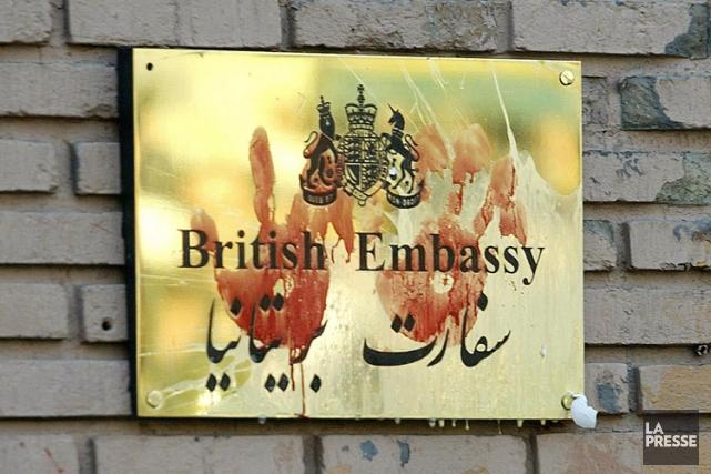 Le ministre canadien des Affaires étrangères JohnBaird a... (Archives AFP)