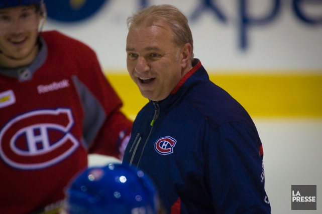 Michel Therrien... (Photo André Pichette, La Presse)