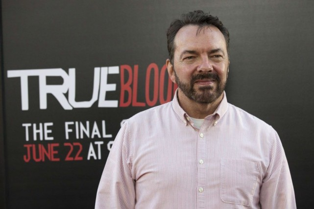 Le créateur de la série True Blood, Alan... (PHOTO MARIO ANZUONI, REUTERS)