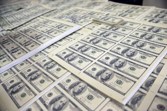 En 2013, le nombre d'individus fortunés au niveau... (PHOTO ARCHIVES AFP)