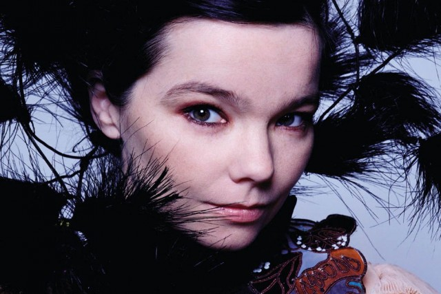 Björk...