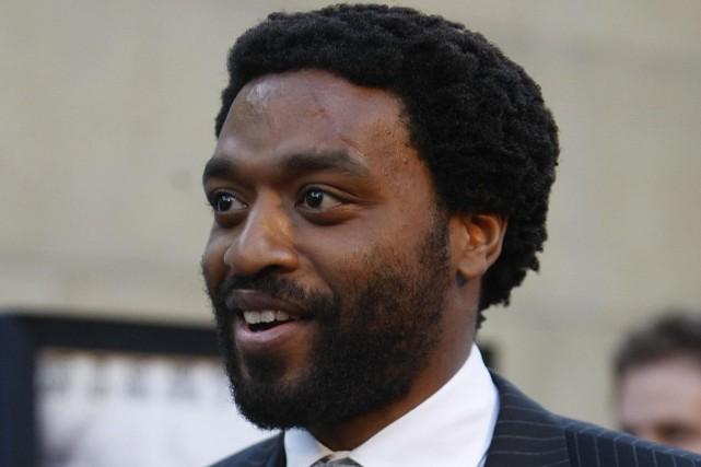 Chiwetel Ejiofor, l'un des acteurs du filmHalf of... (Photo Archives AFP)