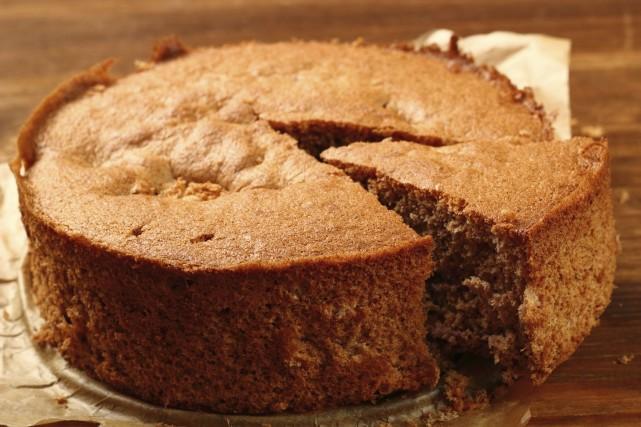 Au-delà de l'aspect sentimental, le «trench cake» avait... (Photo Digital/Thinkstock)