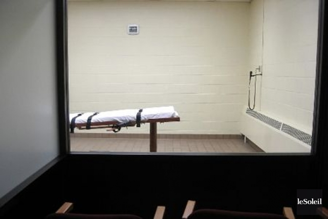 Le Texas a exécuté mardi son dixième condamné à mort cette année, quelques... (Photothèque Le Soleil)