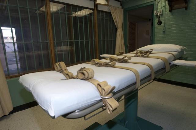 La Floride a exécuté un condamné à mort mercredi soir, procédant à la troisième... (Photo archives Reuters)
