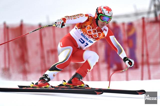 Toujours aux prises avec des douleurs au genou... (Photo Bernard Brault, La Presse)