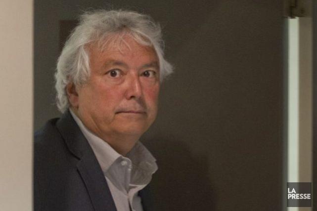 Le procès en matière disciplinaire de Michel Marcoux... (Photo Ivanoh Demers, archives La Presse)