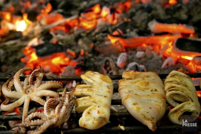 «Le poulet est le même pour tout le monde, c'est la sauce qui fait la... (Photo David Boily, La Presse)