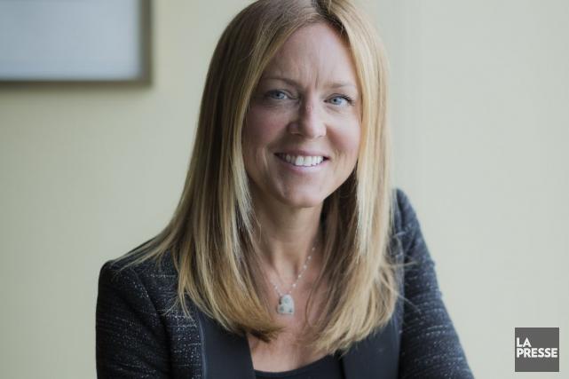 Sophie Prégent, présidente de l'Union des artistes,est une... (PHOTO ÉDOUARD PLANTE-FRÉCHETTE, ARCHIVES LA PRESSE)