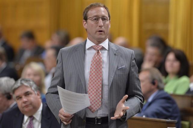 Peter MacKay... (Photo Adrian Wyld, La Presse Canadienne)