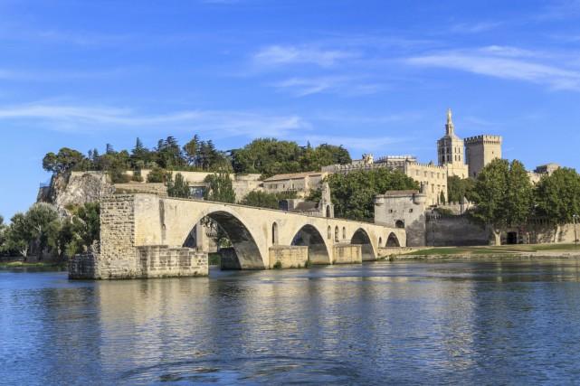 Avignon, en France.... (Digital/Thinkstock)