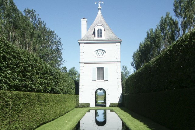 Charlevoix une visite aux jardins quatre vents charlevoix for Jardin 4 vents