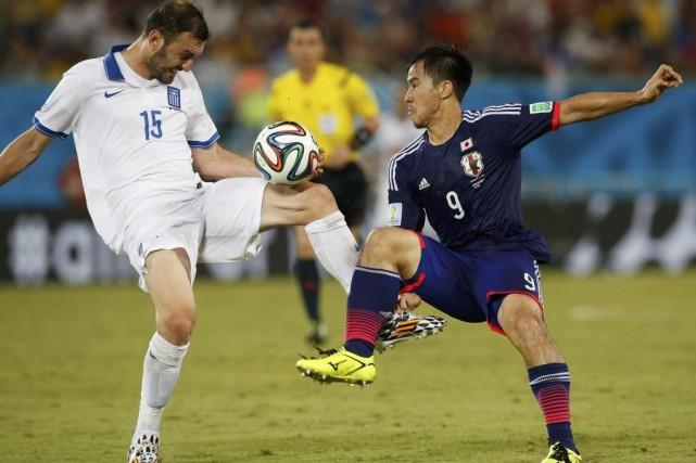 Ni les Japonais ni les Grecs n'ont réussi... (Photo Reuters)