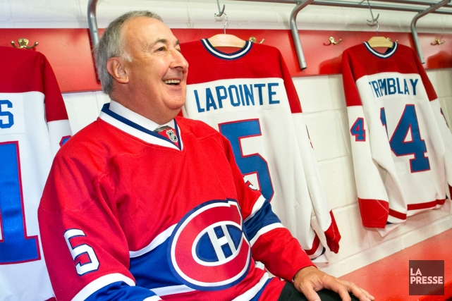 L'attente aura été longue pour Guy Lapointe, mais... (Photo Hugo-Sébastien Aubert, La Presse)