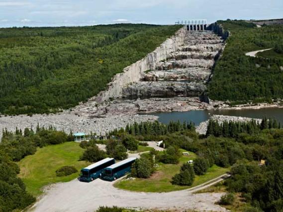 Saviez-vous qu'Hydro-Québec est l'une des plus grandes entreprises...