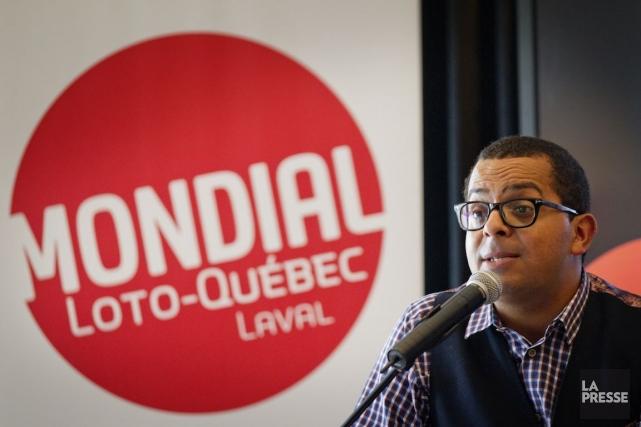 Gregory Charles, fondateur du Mondial Loto-Québec de Laval,... (Photo Marco Campanozzi, La Presse)