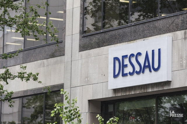 Dessau a été frappé de plein fouet par... (PHOTO OLIVIER PONTBRIAND, archives LA PRESSE)