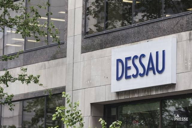 Dessau a été l'une des nombreuses firmes de... (PHOTO OLIVIER PONTBRIAND, archives LA PRESSE)