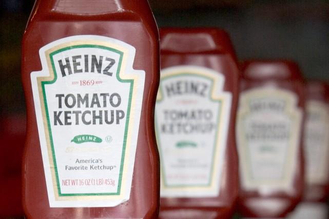 Le constructeur Ford et la multinationale du ketchup H.J. Heinz collaborent... (Photo Bloomberg)