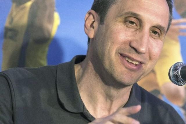 La carrière d'entraîneur deDavid Blatt l'a mené en... (PHOTO JACK GUEZ, AFP)