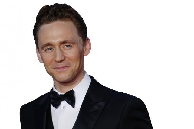Tom Hiddleston... (PHOTO Luke MacGregor, REUTERS)