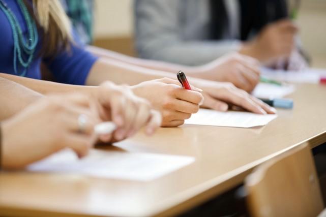 Plus de 40 000 lycéens ont décidé de s'adresser directement au ministère... (Photo Digital/Thinkstock)