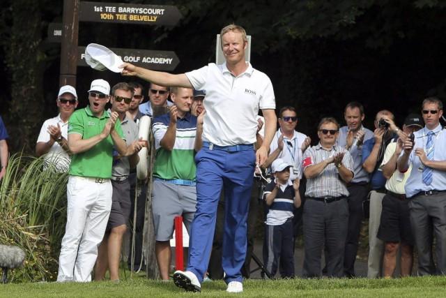 Mikko Ilonen... (PHOTOPAUL FAITH, AFP)