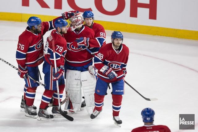 C'est à Toronto que le Canadien commencera sa saison 2014-15. (Photo Robert Skinner, La Presse)