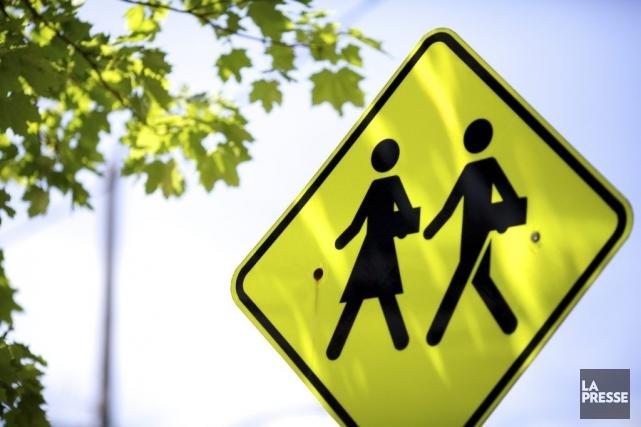 La CSDM demande aux directions des écoles secondaires... (PHOTO SARAH MONGEAU-BIRKETT, LA PRESSE)