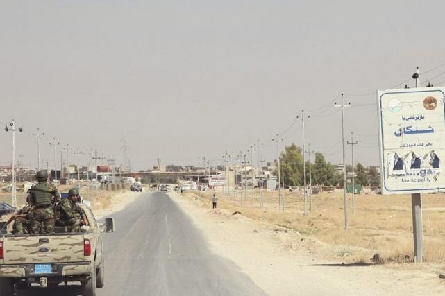 La ville deTal-Afar, majoritairement chiite, est la plus... (PHOTO REUTERS)