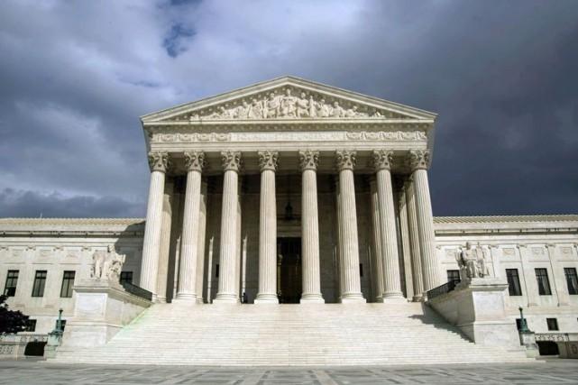 LaCour suprême des États-Unis, à Washington.... (PHOTO ARCHIVES AFP)