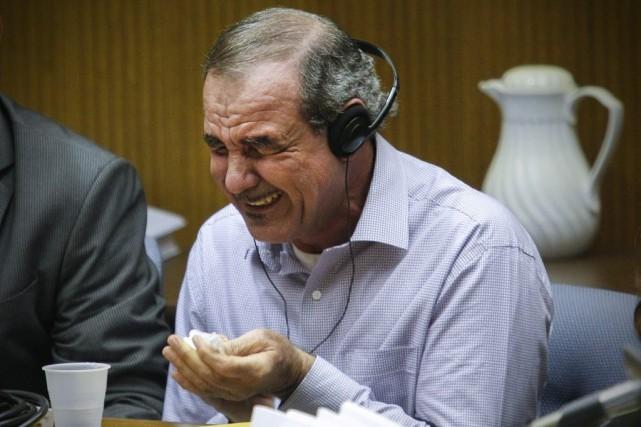 Alhimidi a plaidé qu'il n'était pas à son... (Photo AP)