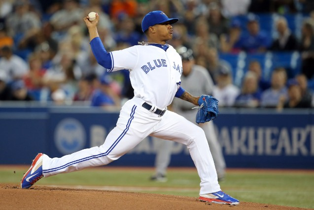 Marcus Stroman... (Photo Tom Szczerbowski, USA Today Sports)