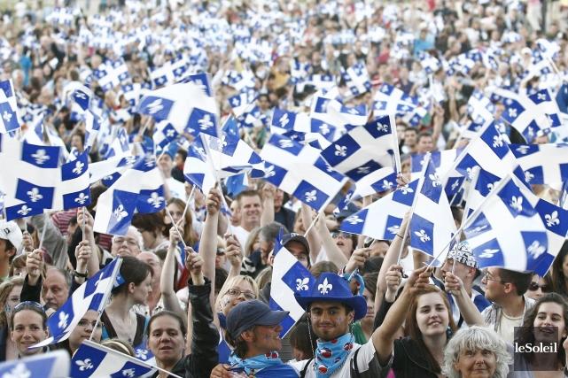 Dans un contexte où le Parti québécois a atteint un creux historique et que la... (Photo Yan Doublet, archives Le Soleil)