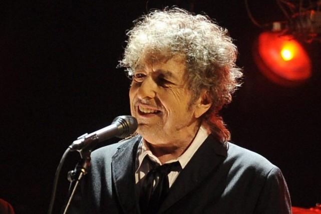 Bob Dylan (sur la photo en 2012) avait... (Archives AP)