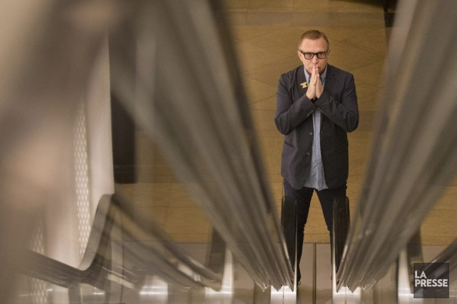 Le réalisateurBruce LaBruce a voulu tourner un film... (Photo Ivanoh Demers, La Presse)