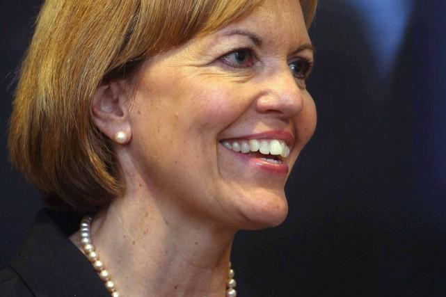 La députée provinciale ontarienne Christine Elliott... (Photo Steve Russell, PC)