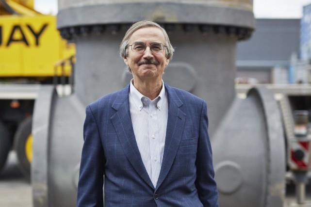 Tom Velan, PDG de Velan... (PHOTO ULYSSE LEMERISE, COLLABORATION SPÉCIALE)