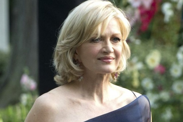 Diane Sawyer... (PHOTO SAUL LOEB, ARCHIVES AFP)