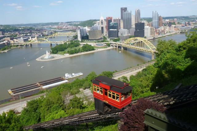 Ancien haut lieu de la sidérurgie, Pittsburgh est... (Photo Aurélie Resch, collaboration spéciale)