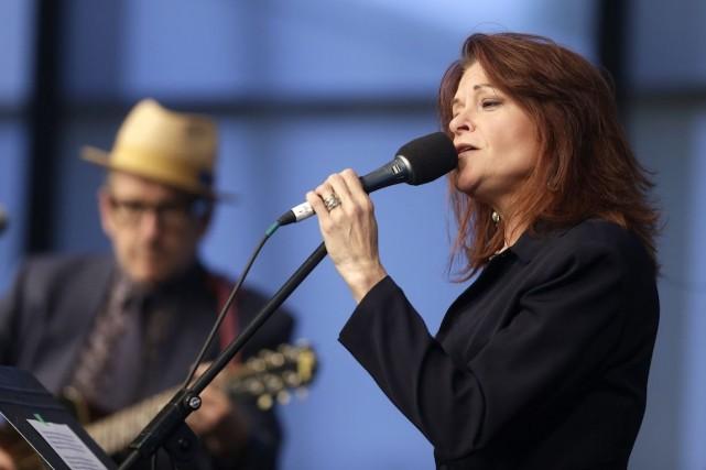 La fille aînée du légendaire Johnny Cash a... (Photo Steven Senne, Archives AP)