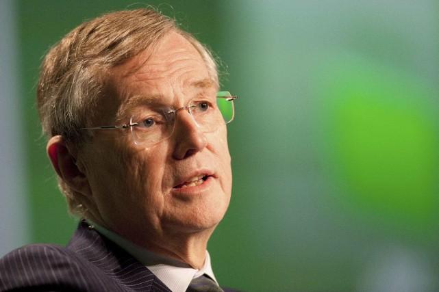 Le PDG de la Banque TD, Ed Clark.... (Photo Ben Nelms, archives Reuters)