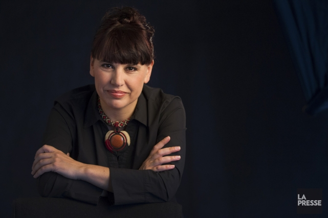 Nathalie Bondil, directrice du Musée des beaux-arts de... (PHOTO IVANOH DEMERS, LA PRESSE)