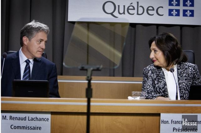 Une experte qui a témoigné devant la commission Charbonneau, Susan... (PHOTO MARCO CAMPANOZZI, ARCHIVES LA PRESSE)